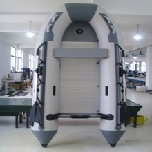 (CE) PVC Material Optional Floor Color Foldable 2013 Best-selling Leisure Fishing Boat