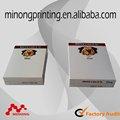 mini de alta calidad de papel caja de puros