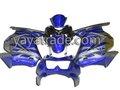 Kit de capot de carénage d'ABS de moto pour Kawasaki Ninja ZX250 ZX-250 08-10 2008 2009 2010