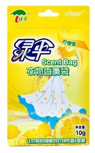 Solid Air Freshener/ Aromatic bag