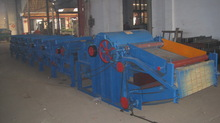 GM410 fabric/cotton material recycling machine
