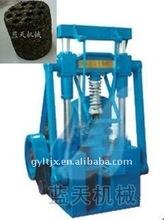 Coal powder/charcoal powder briquette making machine