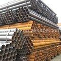 Astm a106/a53 gr. B de carbono sch40 de tubos sin costura