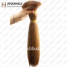 Brazilian/Russian/European/Indian human hair bulk