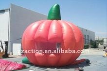 Hot-selling kid's pumpkin bounce house