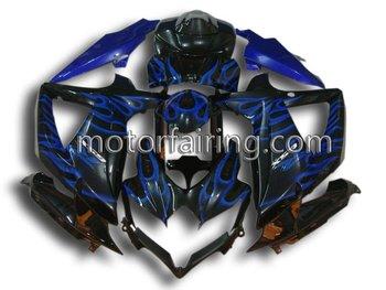 Cheap new motorcycle bodywork set/body parts for SUZUKI GSXR600/750 08-09