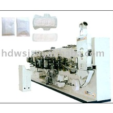 HD-HYJ Multiple function Double Wings Sanitary Napkin Machine
