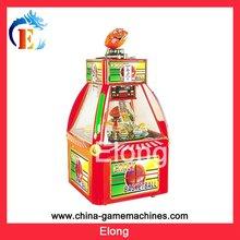 Crazy Basketball arcade redemption game machine-RM-EL1108
