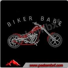 Just buy a bike & ride rhinestone transfer designs
