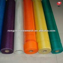 China Colorful Thermal Insulation Material Fiberglass Netting