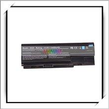 Hot Selling For Acer Laptop Battery Aspire 5520 5920 5920G(8cells 14.8V 5200mAh)Black