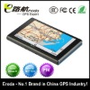 high quality factory price 5inch PND gps navigator with bluetooth,FM transmitter +TMC support in car navigator