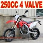 24HP 4 Valve 250cc Motorcycle Manufacturer
