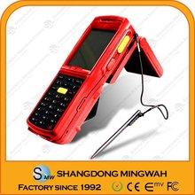 Barcode/Fingerprint/RFID portable terminal - factory 1992 accpet paypal