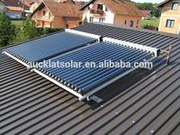 EN12975 Heat pipe solar collector