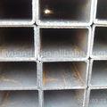 q345 preto erw tubos quadrados