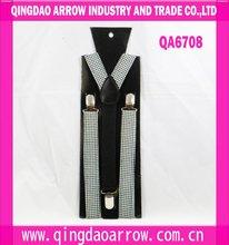 Fashion Suspender with elastic belt