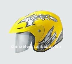 half shell motorcycle helmets