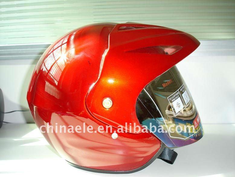 Half helmets ,half helmet .motorcycle helmet