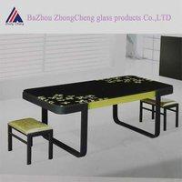 modern glass centre table designs