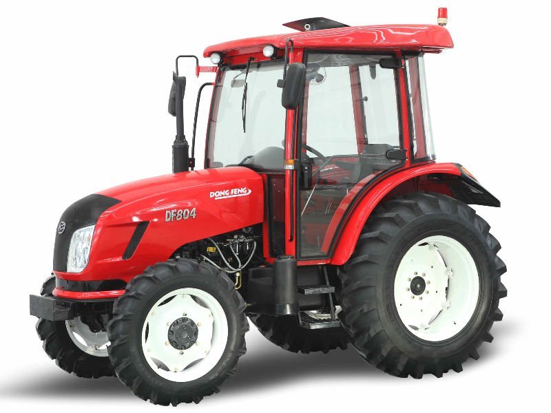 Uses Of Four Wheel Tractor : Farm tractor view dongfeng product details