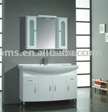 PVC bathroom vanity unit