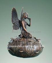 Best selling bronze figure sculpture