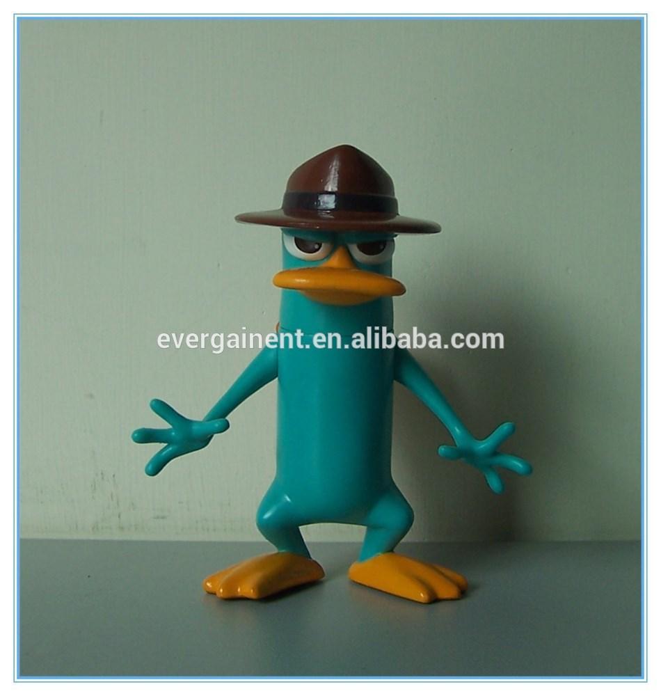 Action Figure - Agent P