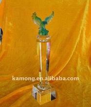Best Crystal Dove Trophy