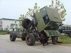 SINO HOWO 4X4 tractor truck