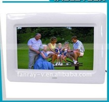 "Hot Sellling 7"" TFT-LCD Digital Photo Frame Remote Picture Video MP3 MPEG Music Media Player"