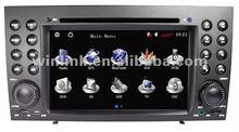 7 Inch Car DVD Player for Mercedes Benz SLK171