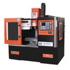 3 axis cnc machine vertical machining center with tools BT40 armless type
