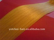 """18"""" high quality all color and style virgin burmese hair"""