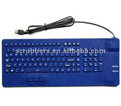 Laptop Medical Bluetooth Silicon Keyboard