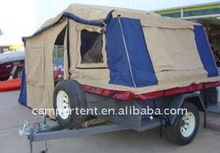 heavy duty canvas truck roof top tent