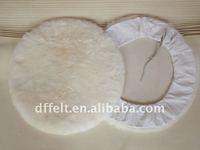wool polishing&buffing pad