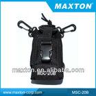 Two way radio walkie talkie case/leather case MSC-20B