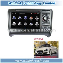 For Audi TT (2006-2011) 7 inch Car DVD GPS Navigation with Radio IPOD TMC DVB-T