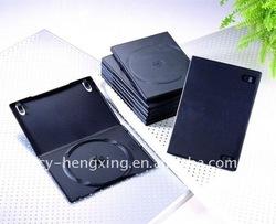 DVD Case 9mm Long Single Black