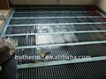 Costo - efectiva de calefacción de suelo para los animales de granja