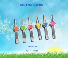 2014 new and hot eyebrow tweezers