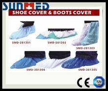 Hospital use Disposable PE Shoe Cover