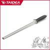 Kitchen manual diamond knife sharpening steel