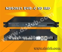 NDS3912 DVB-S HD satellite receiver with IP output