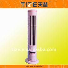 USB CPU cooler fan with LED light TZ-USB580B mini stand fan