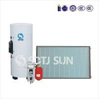 Flat Pane Heating System,solar water heater,Split Flat Panel Pressure Heating System