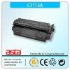 ASTA cartridge C7115A toner for hp printer