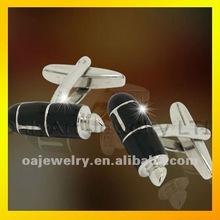 nickle free best quallity best price designer pen shaped cufflinks