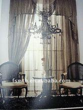 2012 New design hot sell modern fashion curtain!!!